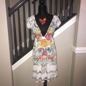 Elan large swimsuit coverup or dress